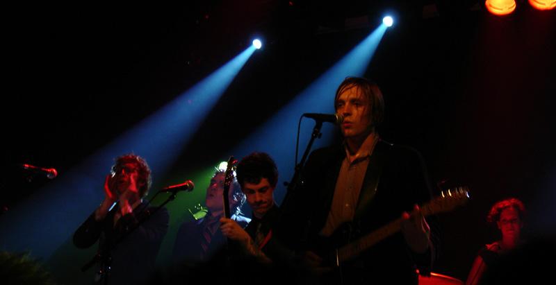 The Arcade Fire @ Nouveau Casino Paris March 10th 2005 Pictures Taken
